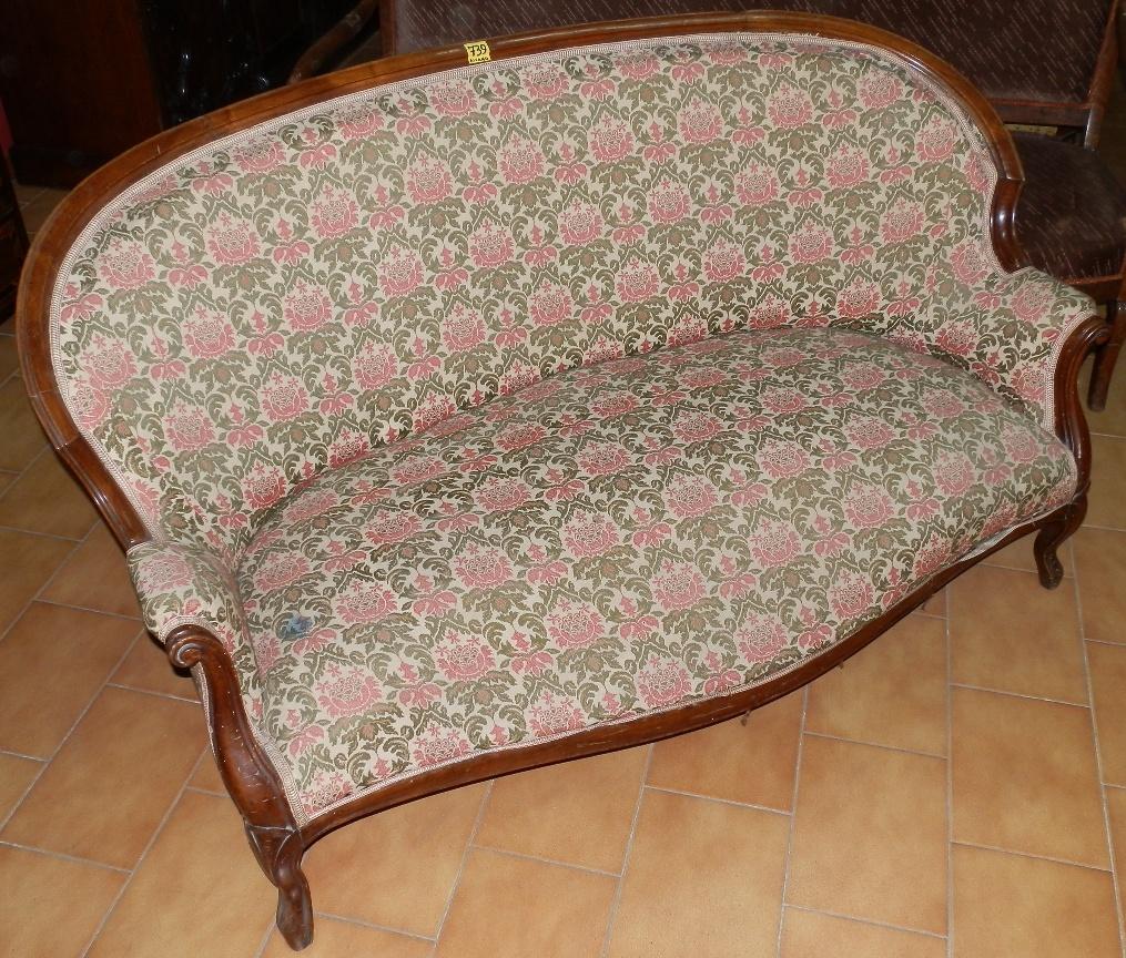 Divani salotti divano luigi filippo - Divano luigi filippo ...